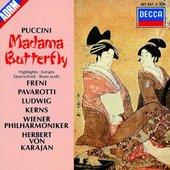 Puccini, Giacomo - Puccini Madama Butterfly highlights Freni/Pavarott