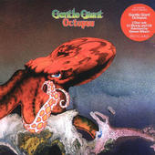 Gentle Giant - Octopus (CD+BRD) CD OBAL
