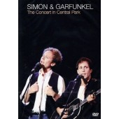 Simon & Garfunkel - Concert In Central Park (DVD)