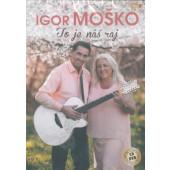 Igor Moško - To je náš raj (CD+DVD, 2020)