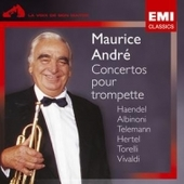Maurice Andre - Concertos Trompette