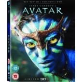 Film/Sci-Fi - Avatar/BRD (2D+3D)+DVD