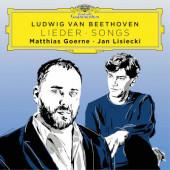 Ludwig Van Beethoven - Písně / Songs (2020)