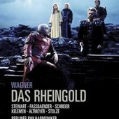 Wagner, Richard - WAGNER Das Rheingold Karajan DVD-VIDEO