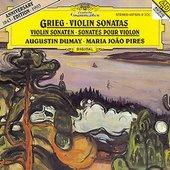 Grieg, Edvard - GRIEG Violinsonaten Nos. 1-3 Dumay/Pires