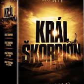 Film / Dobrodružný - Král Škorpion/Kolekce/4DVD