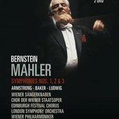 Sheila Armstrong - MAHLER Symphonien 1-3 Bernstein DVD-VI