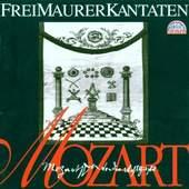 Wolfgang Amadeus Mozart - Zednářské Kantáty A Písně /Frei Maurer Kantaten