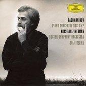 Rachmaninov, Sergei Vassilievich - RACHMANINOV Piano Concertos 1 + 2 / Zimerman,Ozawa