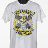 Guns N' Roses - Shotguns (XL) TRICKO BILE XL