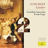 Schubert, Franz - SCHUBERT   26 Lieder   Janowitz/Gage