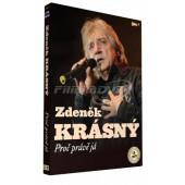 Zdeněk Krásný - Proč právě já (CD+DVD, 2020)