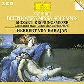 Battle, Kathleen - BEETHOVEN, MOZART Masses / Karajan