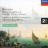 Rossini, Gioacchino - Rossini String Sonatas 1 - 6 Marriner