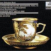 Karl Richter - Braniborské koncerty č.1-6