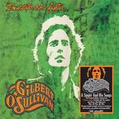 Gilbert O'Sullivan - I'm A Writer, Not A Fighter (Edice 2012)