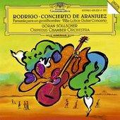 Orpheus Chamber Orchestra - RODRIGO Conc. de Aranjuez + VILLA-LOBOS/Söllscher