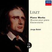 Liszt, Franz - Liszt Piano Works Jorge Bolet