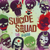 Soundtrack - Suicide Squad: The Album/Sebevražedný Oddíl (OST, 2016) - Vinyl