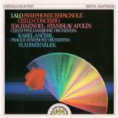 Edouard Lalo / Ida Haendel - Symphonie Espagnole / Cello Concerto