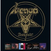 Venom - Assault! (6CD BOX, 2017)