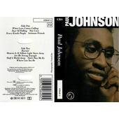 Paul Johnson - Paul Johnson (Kazeta, 1988)