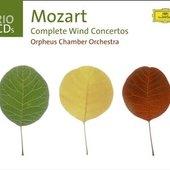 Mozart, Wolfgang Amadeus - MOZART Wind Concertos Orpheus Chamber