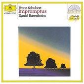 Schubert, Franz - SCHUBERT Impromptus Barenboim