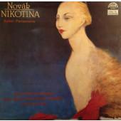 Vítězslav Novák - Nikotina (Ballet-Pantomime) /1987 - Bazar, Vinyl