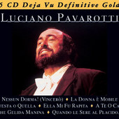 Luciano Pavarotti - Definitive Gold