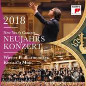 Vídeňští filharmonici - Novoroční Koncert 2018