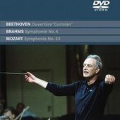 Carlos Kleiber - KLEIBER/BRAHMS MOZART BEETHOVEN DVD-VI.