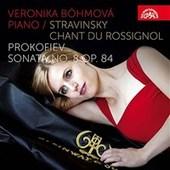 Veronika Böhmová - Klavírní dílo/ Prokofjev, Stravinskij