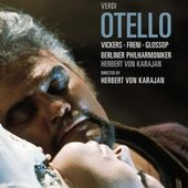 Verdi, Giuseppe - VERDI Otello Karajan DVD-VIDEO