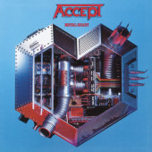 Accept - Metal Heart (Edice 2019) - 180 gr. Vinyl