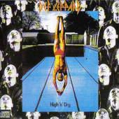 Def Leppard - High 'N' Dry (Edice 1987)