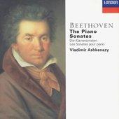 Beethoven, Ludwig van - Beethoven The Piano Sonatas Vladimir Ashkenazy