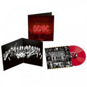 AC/DC - Power Up (Limited Opaque Red Vinyl, 2020) - Vinyl