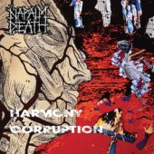 Napalm Death - Harmony Corruption (Edice 2018) – Vinyl